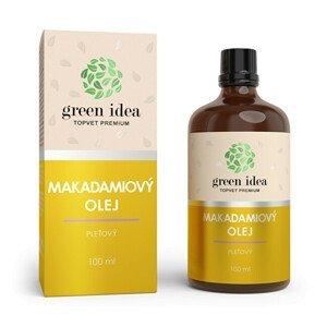 Topvet Makadamiový olej 100 ml