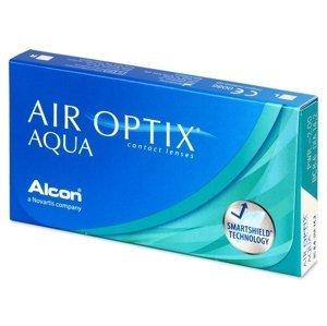 Alcon Air Optix Aqua 6 čoček +4,75