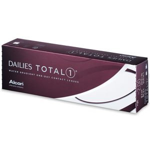 Alcon Dailies Total 1 30 čoček -0,50