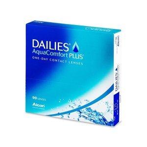 Alcon Dailies AquaComfort Plus 90 čoček -10,0