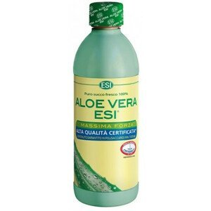 ESI ALOE VERA ESI – čistá šťáva 99,8% 500 ml