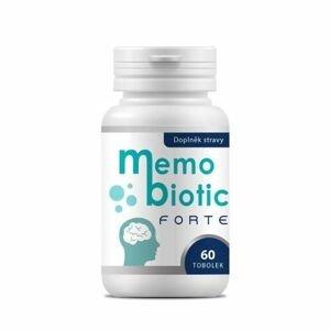 Elanatura Memobiotic forte 60 tobolek - na paměť s vinnou révou a bacopou