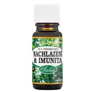 Saloos 100% přírodní směs EO Nachlazení & Imunita 10 ml
