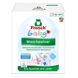 Frosch EKO Baby prací prášek na kojenecké prádlo 1 215 g