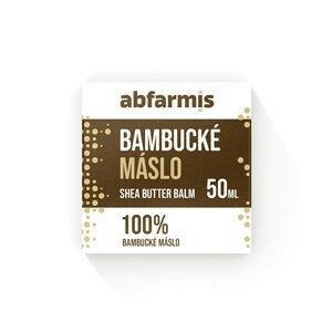 Abfarmis Abfarmis Bambucké máslo 100% 50 ml
