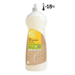 Tierra Verde Gel na nádobí s BIO citronovou silicí lahev 1 l