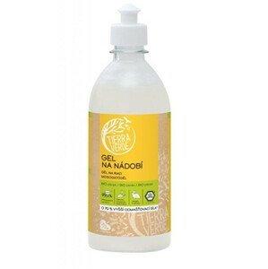 Tierra Verde Gel na nádobí s BIO citronovou silicí lahev 500 ml