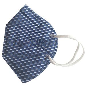 Balerina Nano respirátor FFP2 - modro-bílý