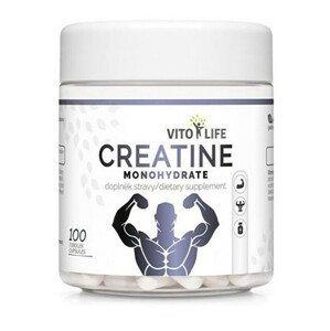 Vito life Creatine monohydrate 100 tobolek