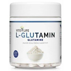 Vito life L-Glutamin 100 tobolek