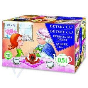 HERBEX Dětský čaj - pohádkový 20 x 3 g