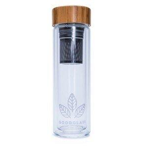 GoodWays GoodGlass Thermo skleněná lahev 450 ml