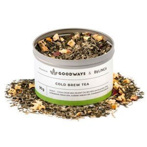GoodWays Cold Brew ledový čaj 60 g