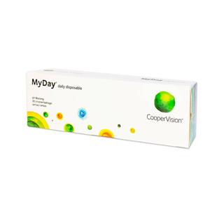 CooperVision MyDay Daily Disposable 30 čoček +1,50