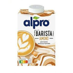Alpro Barista mandlový nápoj 500 ml