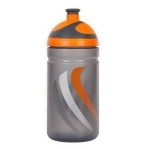R&B Zdravá lahev - Bike oranžová 0,5 l