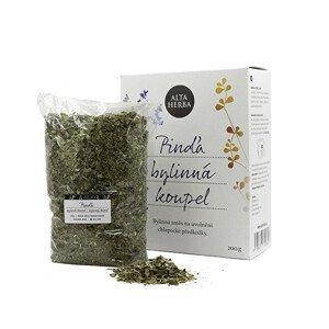Alta Herba Pinďa bylinná koupel 200 g
