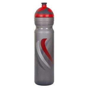 R&B Zdravá lahev - BIKE červená 1 l