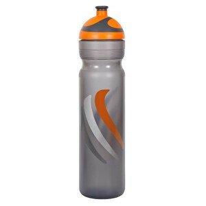 R&B Zdravá lahev - BIKE oranžová 1 l