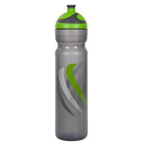 R&B Zdravá lahev - BIKE zelená 1 l