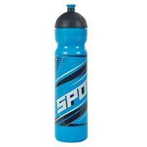 R&B Zdravá lahev - Sport modrý 1 l