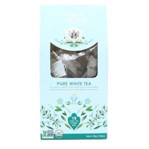 English Tea Shop Čistý bílý čaj 15 pyramidek sypaného čaje