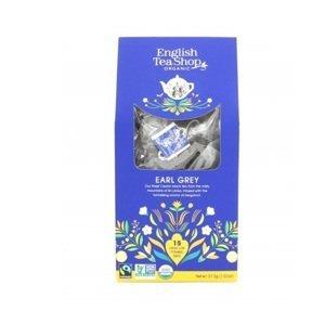 English Tea Shop Černý čaj Earl Grey 15 pyramidek sypaného čaje