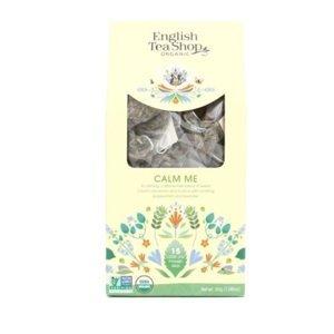 English Tea Shop Zklidnění sypaný čaj 15 pyramidek sypaného čaje