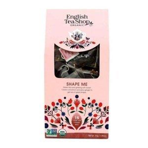 English Tea Shop Tvaruj mě 15 pyramidek sypaného čaje