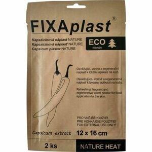 FIXAplast Kapsaicinová náplast NATURE HEAT, 2 ks