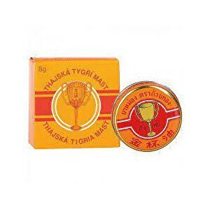 Golden Cup Thajská tygří mast Golden Cup Balm 8 g