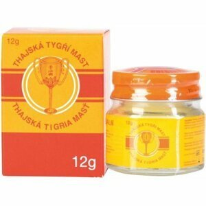 Golden Cup Thajská tygří mast Golden Cup Balm 12 g