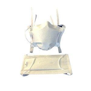 Pronelatex Respirační maska NTF s filtrem FFP3 vel. S 1 ks