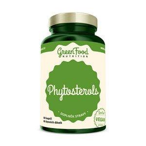 GreenFood Nutrition Fytosteroly 60 kapslí