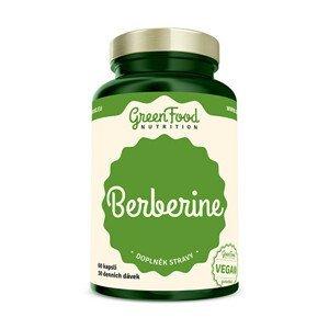 GreenFood Nutrition Berberine 60 kapslí