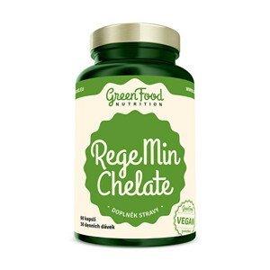 GreenFood Nutrition RegeMin Chelát 60 kapslí