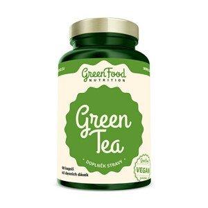 GreenFood Nutrition Green Tea 90 kapslí