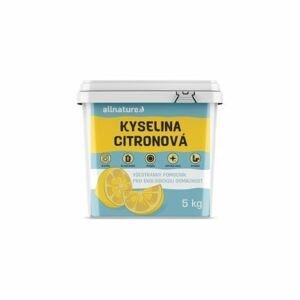 Allnature Kyselina citronová 5 kg