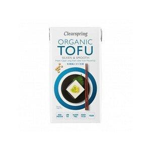 Clearspring Hedvábné tofu BIO 300 g