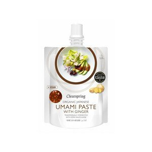 Clearspring Umami pasta se zázvorem BIO 150 g