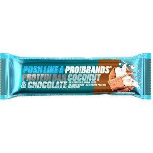 PRO!BRANDS Protein Bar 45 g - kokos
