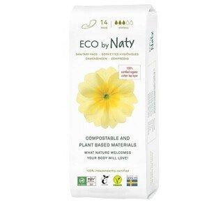 Eco by Naty Dámské vložky ECO by Naty - normal 14 ks
