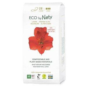 Eco by Naty Dámské slipové vložky ECO by Naty  - super (28 ks)