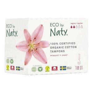 Eco by Naty Dámské tampóny ECO by Naty  - normal (18 ks)