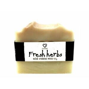 Goodie Přírodní mýdlo - Fresh herbs 95 g