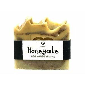 Goodie Přírodní mýdlo - Honeycake 95 g