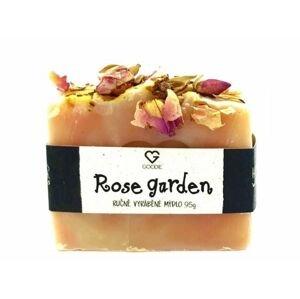 Goodie Přírodní mýdlo - Rose garden 95 g