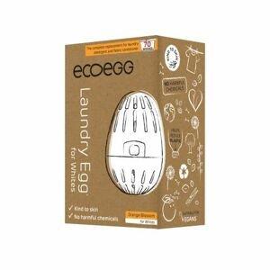 Ecoegg Prací vajíčko na bílé prádlo na 70 praní - pomeranč
