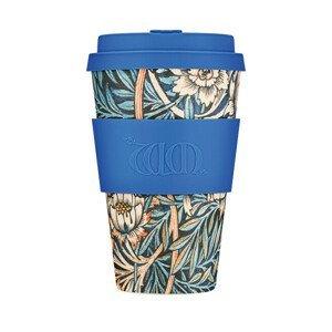 "Ecoffee cup ""Lilly"" William Morris bambusový pohár 400 ml"