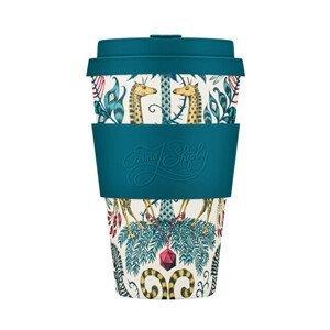 "Ecoffee cup ""Kruger"" Emma. J. Shipley bambusový pohár 400 ml"